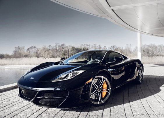 Lovely Mclaren MP4-12C