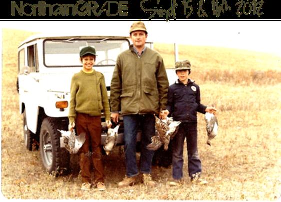 NorthernGRADE USA-MADE Pop-Up Men's Market