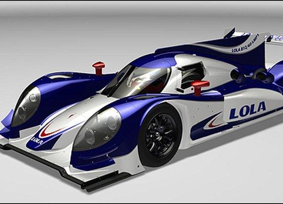 Endurance: Lola launches new Lola B12/60 LMP1 car - Car News | Auto123