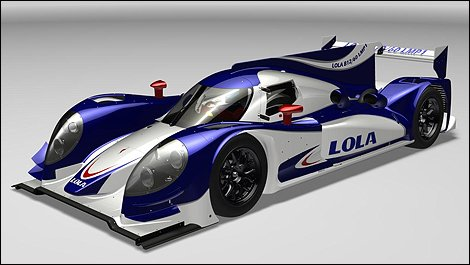 Endurance: Lola launches new Lola B12/60 LMP1 car - Car News | Auto123