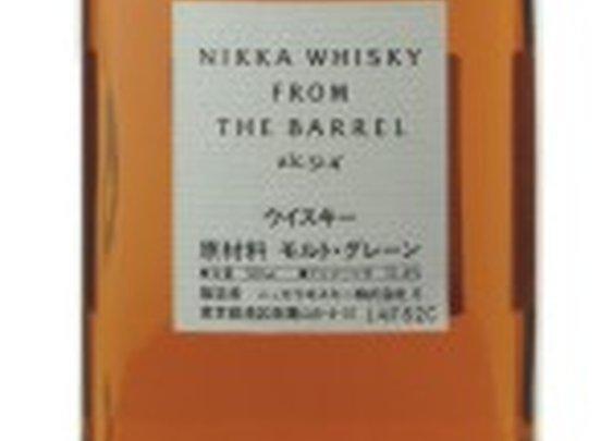 Nikka From The Barrel 51.4% Blended Japanese Whisky