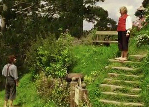 The Hobbit Trailer Online!