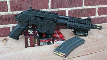 Kel-Tec PLR-16 5.56/.223 Semi-Automatic Pistol