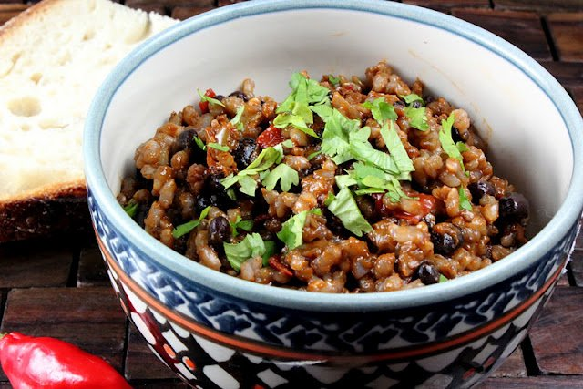 Generation Y Foodie: Cuban Style Rice and Beans