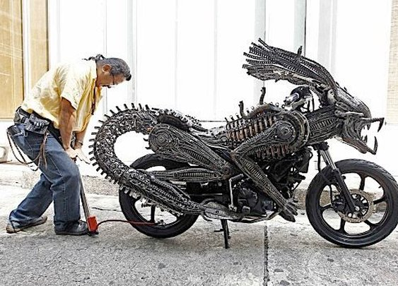 Best bike ever.