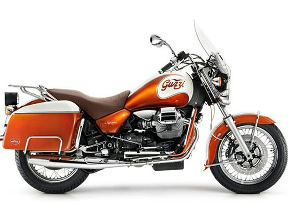Limited Edition 2012 Moto Guzzi California 90