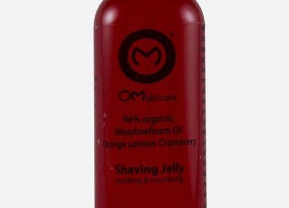 Style Profile: OM Shaving Jelly - Uomo Modern Barber