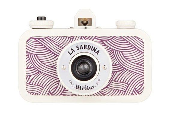 La Sardina Camera - Möbius