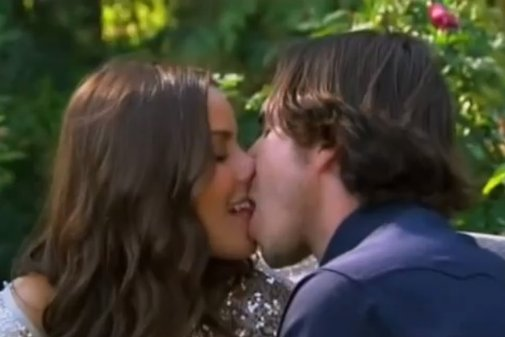 Funniest Compilation Proves 'Bachelor' Ben Flajnik Does Not Know How to Kiss Women