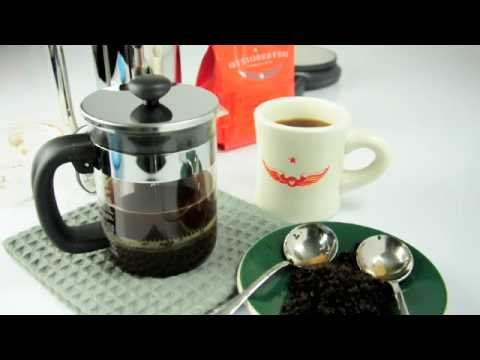 Advanced Press Pot Techniques for Coffee      - YouTube