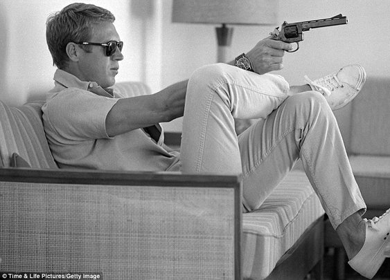 Steve McQueen...