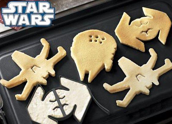 Star Wars™ Vehicles Pancake Molds | Williams-Sonoma