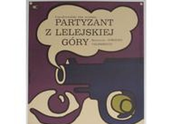 VINTAGE FILM POSTERS FROM POLAND