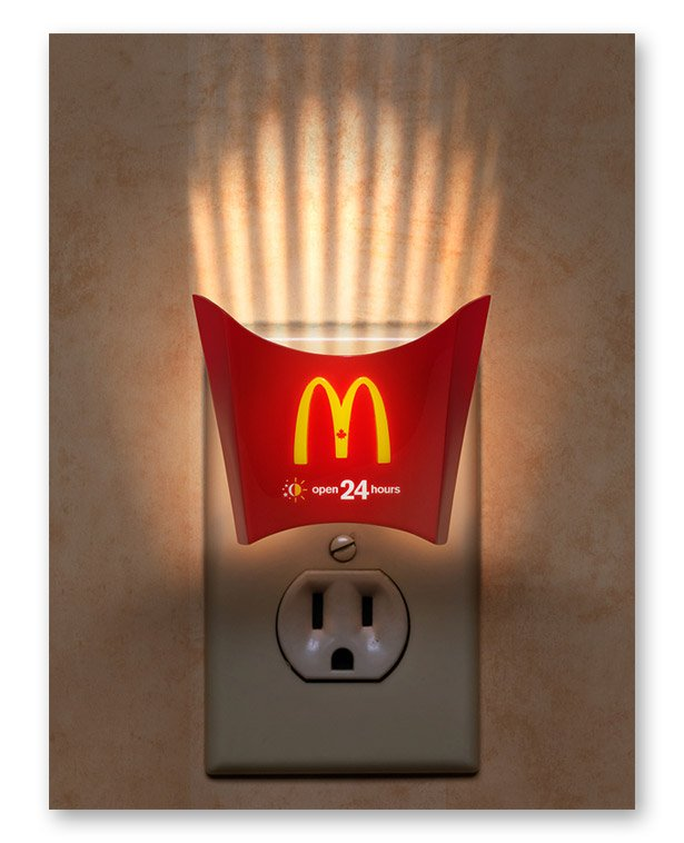 McDonald's Beacon of French Fries