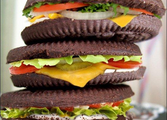 Oreo Burgers