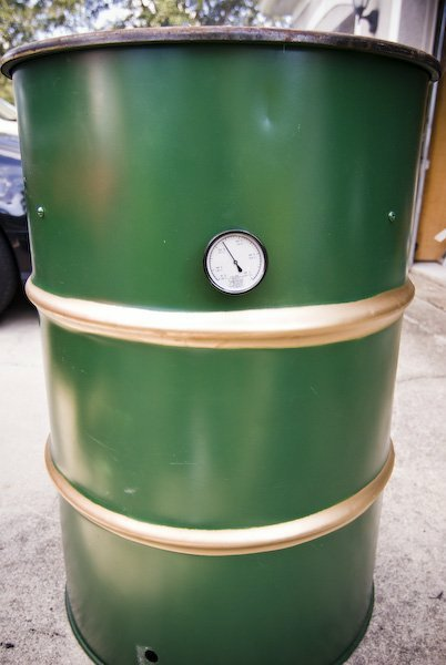 How to Build a BBQ Smoker Out of a Steel Drum