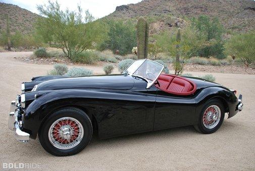 1956 Jaguar XK 140 Roadster