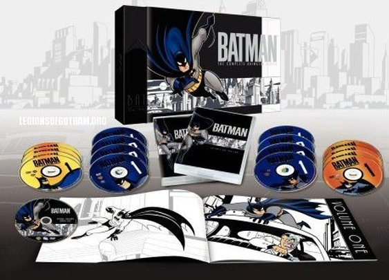 Batman:  The Animated Series Complete Box Set
