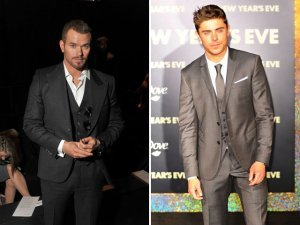 Kellan Lutz vs. Zac Efron – Who Has Better Style? | The Menswear Journal