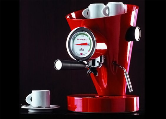 Casa Bugatti Diva Coffee Machine