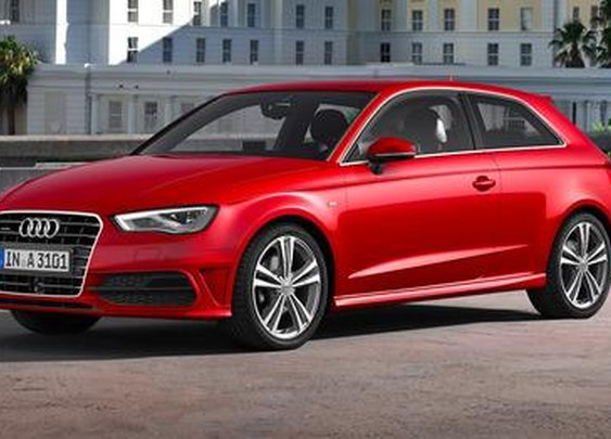 2013 Audi A3 Three-Door Hatch Photos and Info – News – Car and Driver