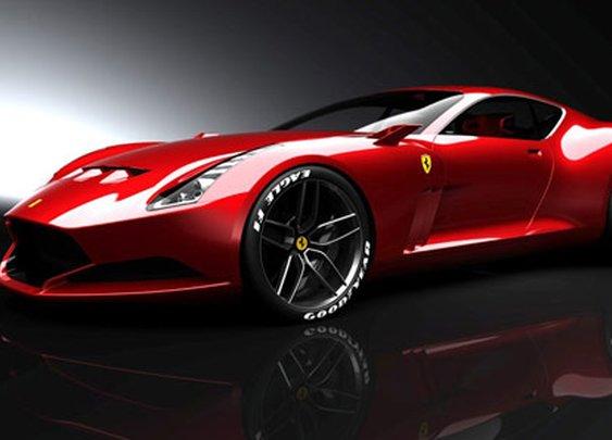 Ferrari 612 GTO Design Concept by Sasha Selipanov