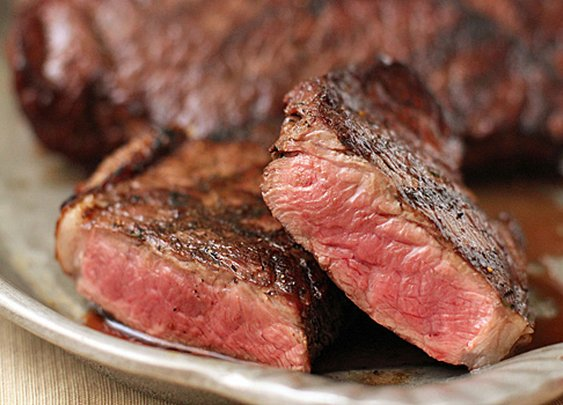 Thick-Cut Steaks Pan Seared or Grilled