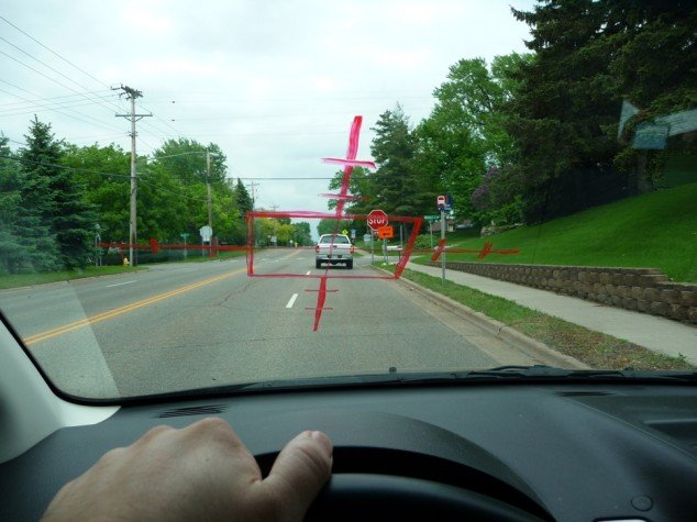 How to vent your road rage with just a dry erase marker - 22 Words