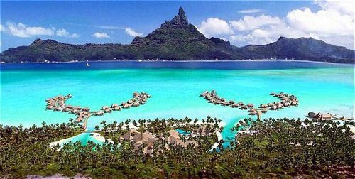 Intercontinental Thalasso Resort Bora Bora