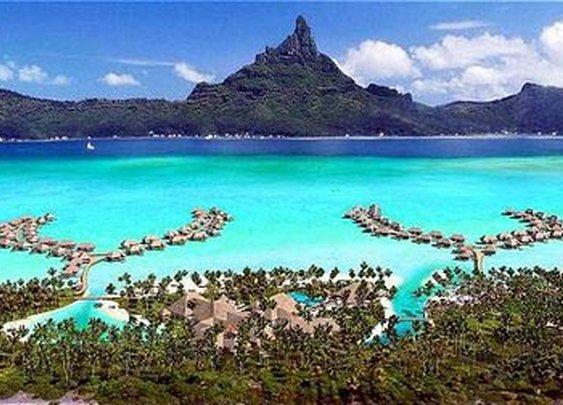 Intercontinental Thalasso Resort Bora Bora