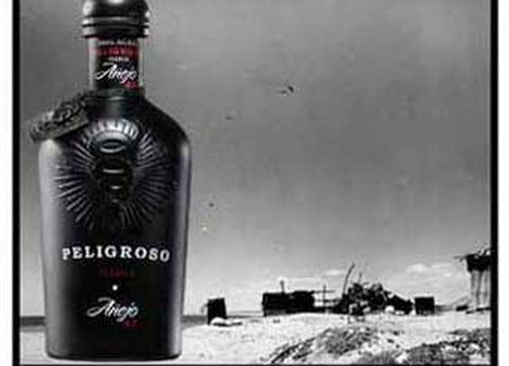 Peligroso Tequila | LIVE DANGEROUSLY - DRINK RESPONSIBLY