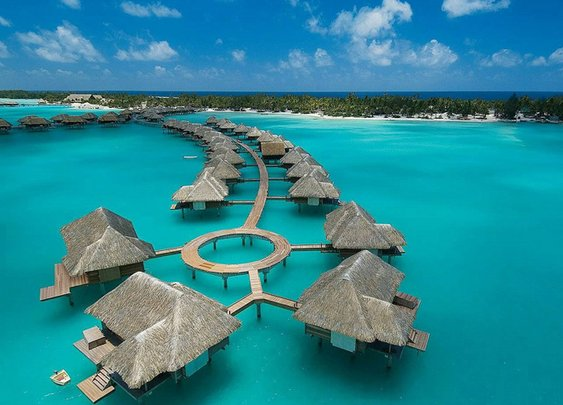 Amazing Places To Experience Around The Globe (Part 1)