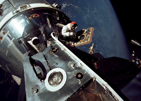 Apollo 9. Those were the days my friends!