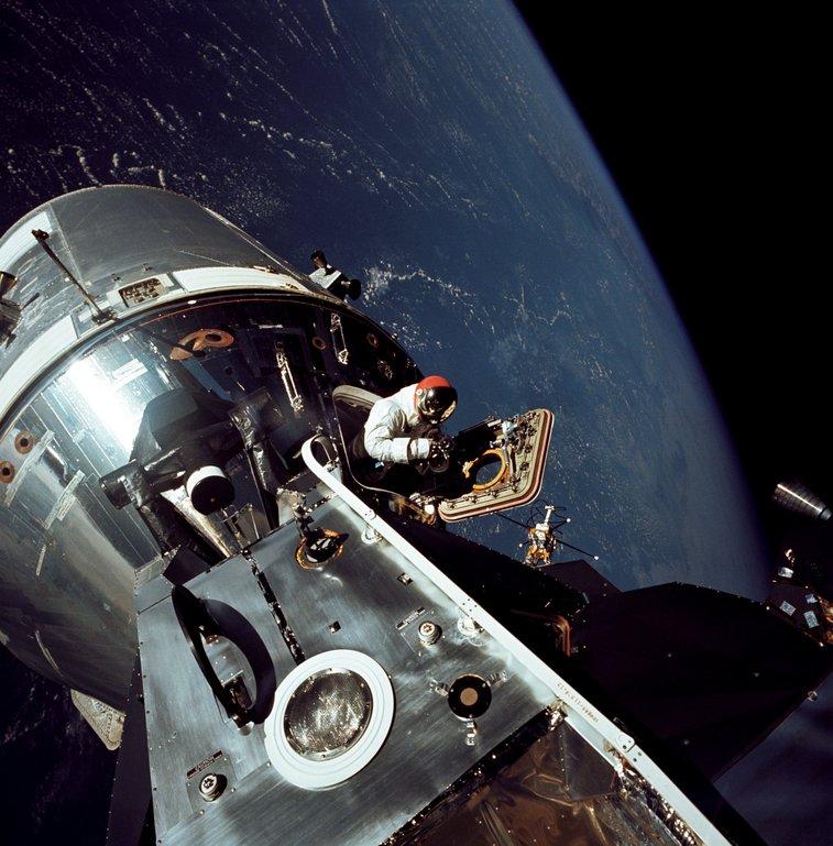 Apollo 9. Those were the days my friends!
