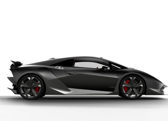 Overview < Sesto Elemento < Special and limited editions < Models < Automobili Lamborghini S.p.A.