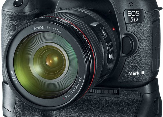 Canon 5D Mark III | Gear Patrol