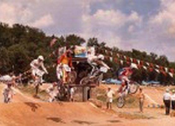 Dixieland BMX 1983