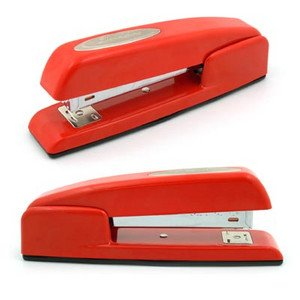 The Red Swingline Stapler