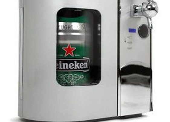 Mini Kegerator Refrigerator & Draft Beer Dispenser - EdgeStar: Appliances