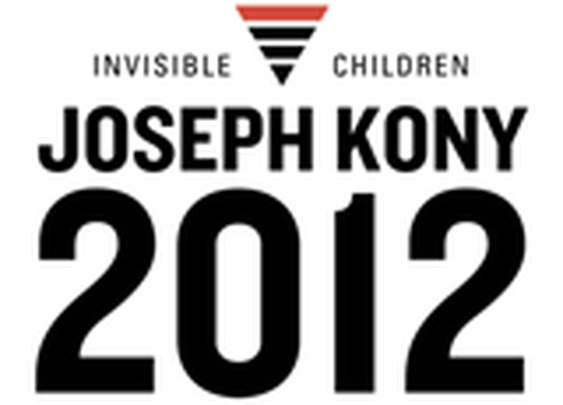 Help Invisible Children bring Kony to justice in 2012.