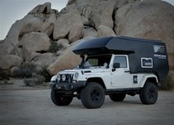 Jeep Camper Conversion