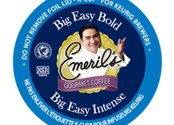 Big Easy Bold Coffee by Emeril's
