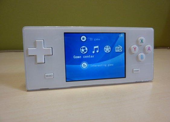 Dingoo Digitial A320 Emulator Game Console MP3 MP4 Media Player