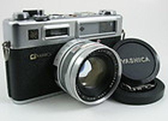 Yashica Electro 35 GSN |