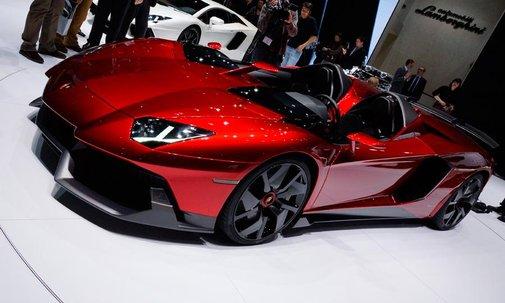 Lamborghini, Ferrari capture Autoweek awards at Geneva motor show - Autoweek