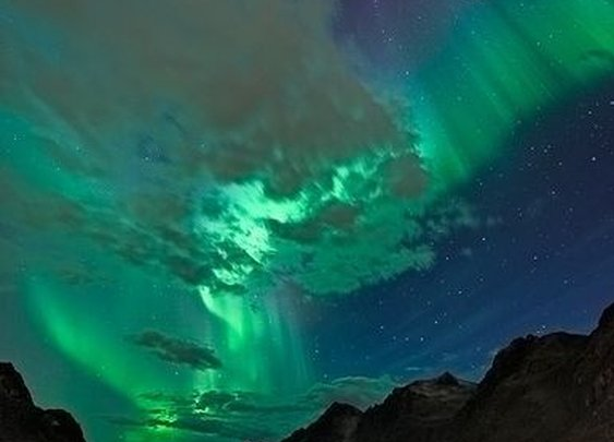Northern Lights, Norway on imgfave