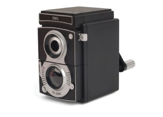 Cool Vintage Camera Pencil Sharpener