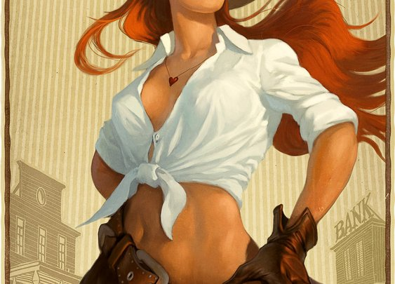 Horsegirl by ~Waldemar-Kazak on deviantART