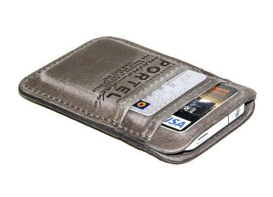 Leather iPhone Case/Wallet