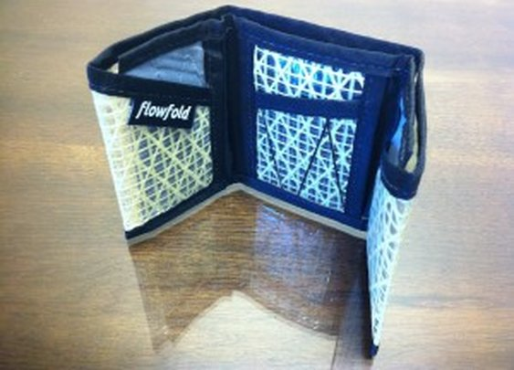 Flowfold Cat's Cradle Trifold Wallet Review